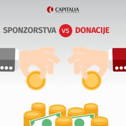 sponzorstva ili donacije